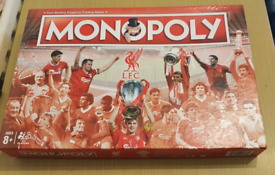 Monopoly Liverpool edition