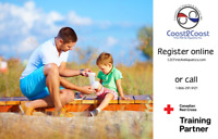Coast2Coast First Aid Courses in Hamilton Open for Registration!
