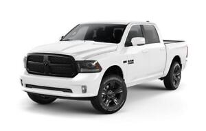 2017 RAM 1500 Night Edition Quad Cab