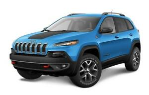 2018 Jeep Cherokee Trailhawk