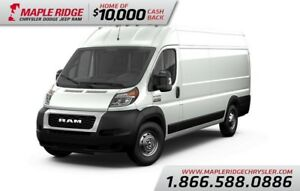 2019 RAM ProMaster 3500 High Roof Extended 159 in. WB