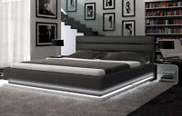 Colby King Size Bed (Black)