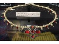 Repro Anne Boleyn Necklace
