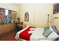 Self-catering studio flat for private rent in London,holiday lettings and short let apartments(#DHB)
