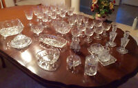 Cut Crystal Assorted Pieces