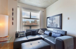 The Perfect apartment - Quartier Latin - Down town Montreal