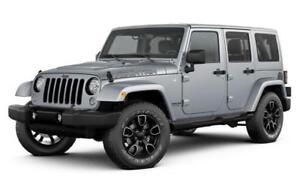 2017 Jeep Wrangler Unlimited Smoky Mountain