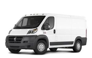2018 RAM ProMaster 1500 Low Roof 136 in. WB