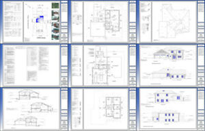 Drafting services in kitchener waterloo kijiji classifieds architectural design and drafting services bcin or peng malvernweather Choice Image