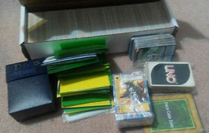 1000+ Yugioh Cards, 60 Digimon and assorted.