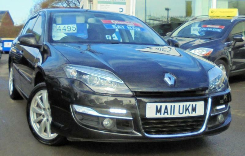 2011 Renault Laguna 15 Dci Dynamique Tomtom In Weston Super Mare
