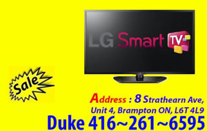 "LG 47"" 1080p 120Hz Direct LED Smart HDTV Brand New Open Box"