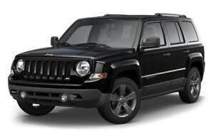 2017 Jeep Patriot Sport Altitude II