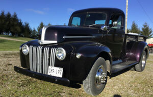 1947 ford dually