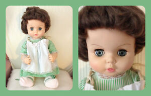 Regal Toddler Doll ~ Made in Canada