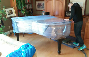 PROFESSIONAL PIANO MOVERS (uprights & grands)