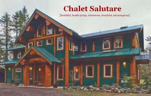 Chalet Salutare - an unforgetable vacation escape!