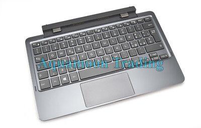 T16V5 OEM Dell Latitude 11 5175 5179 Italian Back Lit Keyboard W/ Stylus K12M