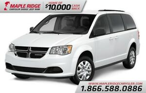 2018 Dodge Grand Caravan Blacktop