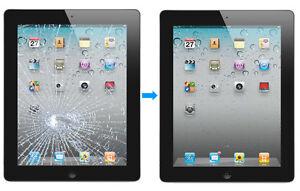 Apple ipad 2, ipad 3, ipad 4 cracked screen replacement
