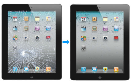 Apple ipad 2, ipad 3, ipad 4 cracked screen replacement Chester Hill Bankstown Area Preview