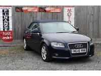Audi A3 Cabriolet 1.6TDI Sport 2010 ***£30 Road Tax***