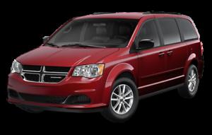 2017 Dodge Grand Caravan SXT Plus