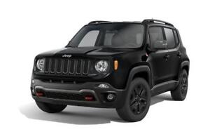 2018 Jeep Renegade Trailhawk