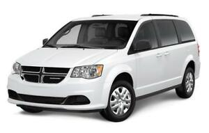 2019 Dodge Grand Caravan Blacktop