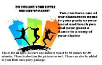 Do you and your little ones like to dance???