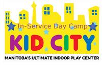 Friday Fun Night at Kid City (801 Century St and 550 Archibald