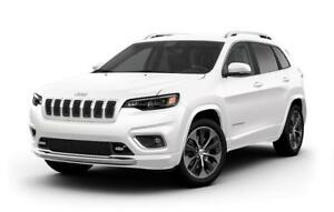 2019 Jeep New Cherokee Overland