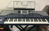 Korg pa800 ABSOLUTE MINT condition Sale REDUCED PRICE