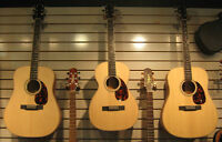 Larrivee Guitars Now In Stock at Duncan Music