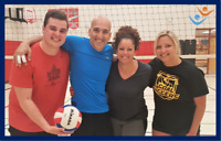 Play Co-ed, For-Fun Volleyball in St. Thomas this Winter!