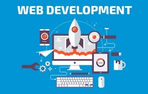 Website Development (Live in 24hours on your business name)