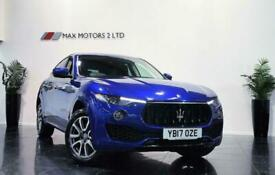 2017 Maserati Levante 3.0 D V6 ZF 5d 271 BHP 1 OWNER FROM NEW + FMSH SUV Diesel