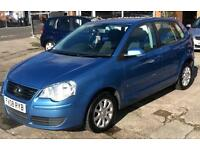 Volkswagen Polo 1.4 ( 80PS ) 2008MY SE