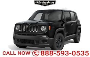 2017 Jeep Renegade Sport