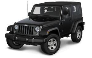 2018 Jeep Wrangler JK Sport