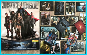 """Panini """"Justice League"""" stickers - FOR SWAP/TRADE"""