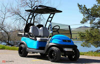 Custom Golf Carts - Design a Cart to Suit Your Style & Need