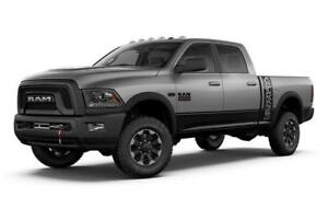 2018 RAM 2500 Power Wagon Crew Cab