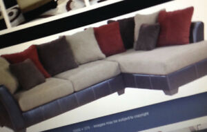 Great condition couch very big large sectional piece