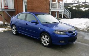 Mazda 3 GT 2007* MECANIQUE A1*