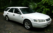 2000 Toyota Camry Cairns Cairns City Preview