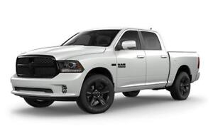 2018 RAM 1500 Night Edition Crew Cab