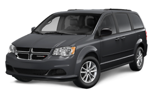 2017 Dodge Grand Caravan SXT Plus 'Stow 'N Go' | DVD