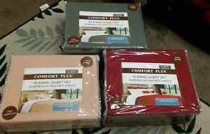 FLANNEL SHEET SETS AT A FRACTION OF THE COST! ! Kitchener / Waterloo Kitchener Area image 3