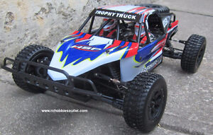 New  RC Trophy Truck  Electric 4WD 2.4G City of Toronto Toronto (GTA) image 2